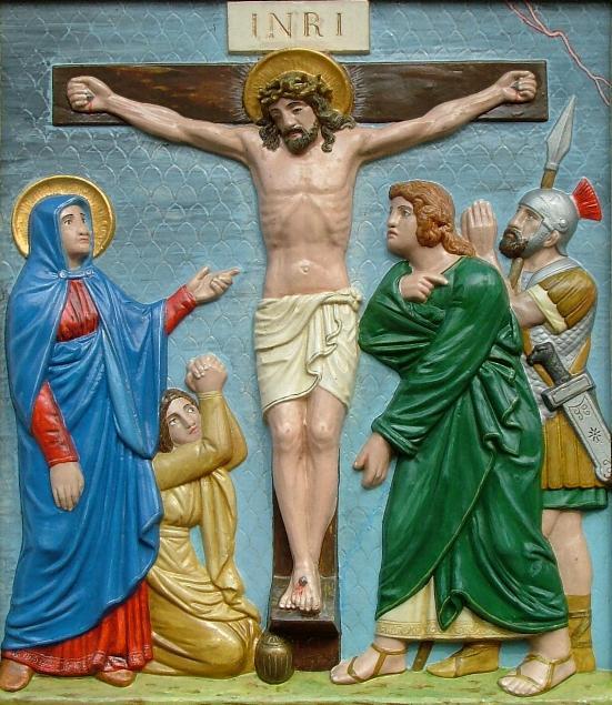 warum jesus stben